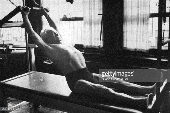joseph. h. pilates training