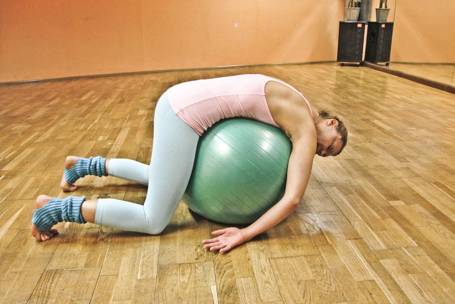 pilates Entspannung Körperbewusstheit
