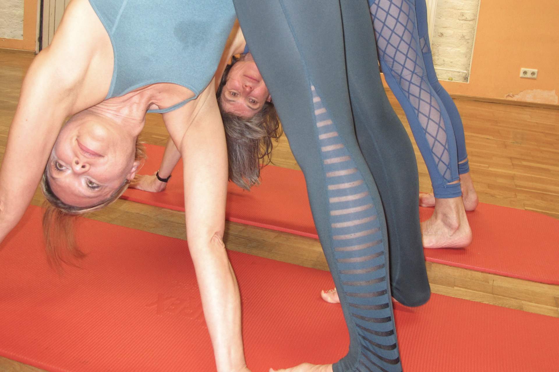 pilates therapeutische übung Becken- und Rückenentspannung Körperbewusstsein